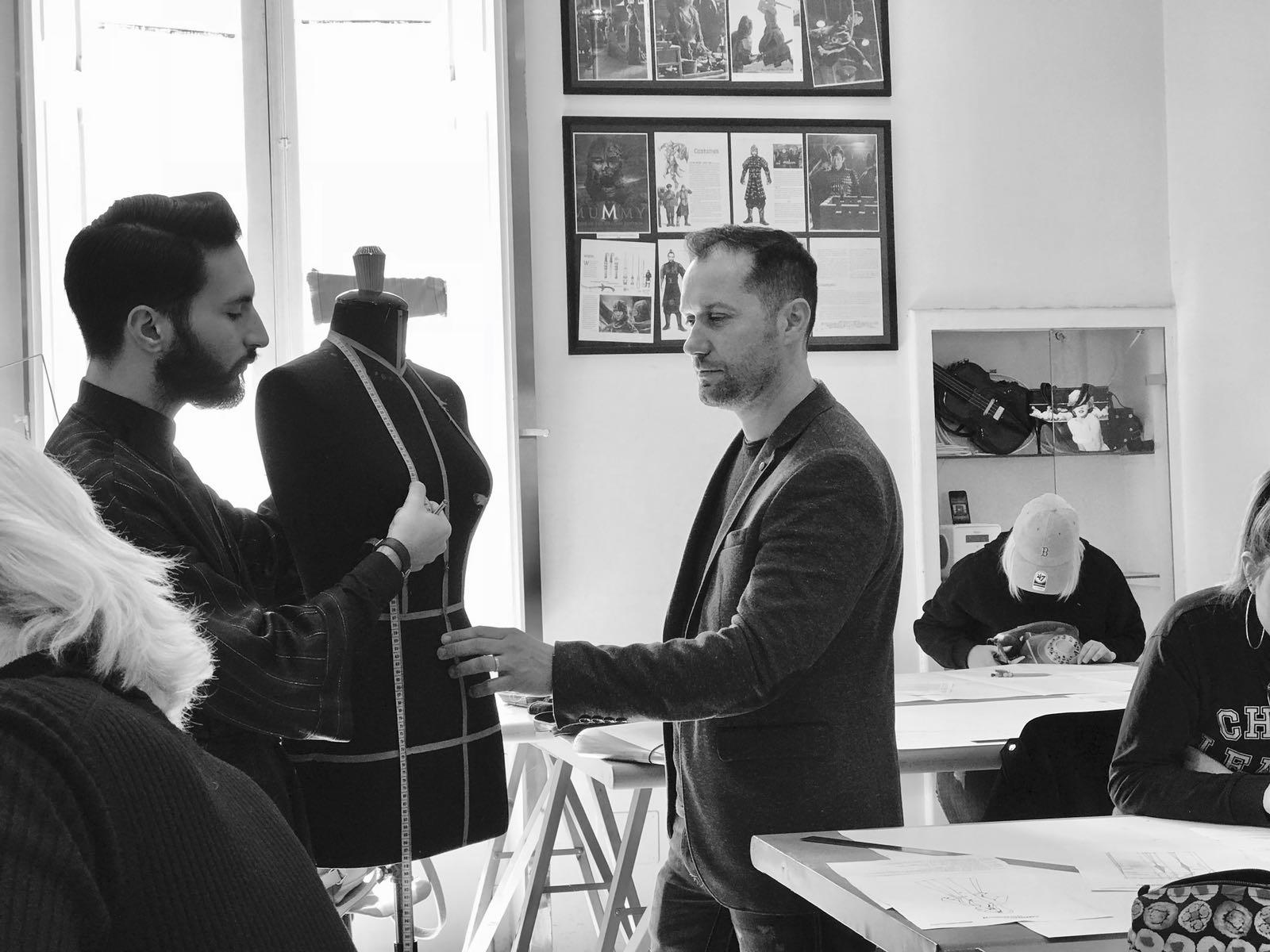 Manuel Cordella • Istituto Cordella Fashion School