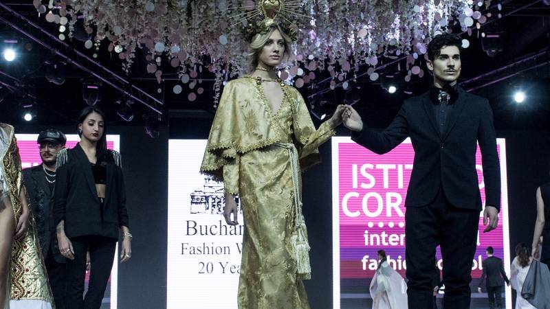 Fashion School Cordella - Bucharest Fashion Week 2018