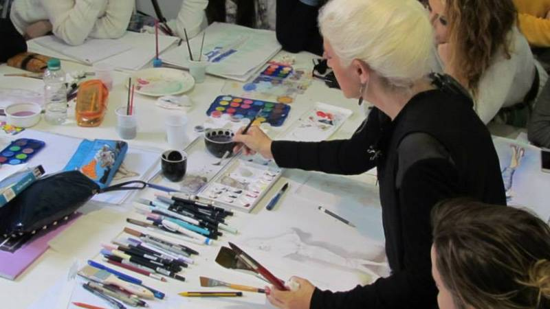Stage di Costume Design con Chrisi Karvonides