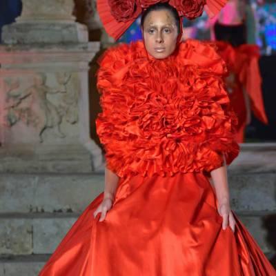 Collezione Inferno - Sfilata di Moda Cordella Fashion School