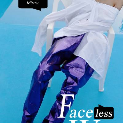 Faceless Woman - Istituto Cordella Fashion School