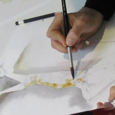 Stage di Costume Design con Chrisi Karvonides • Cordella Fashion School