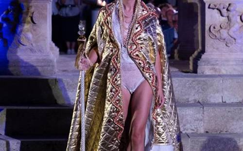 Collezione Paradiso - Sfilata di Moda Cordella Fashion School