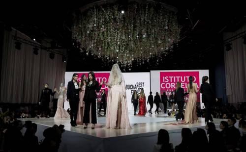 Istituto Cordella Bucharest Fashion Week 2017