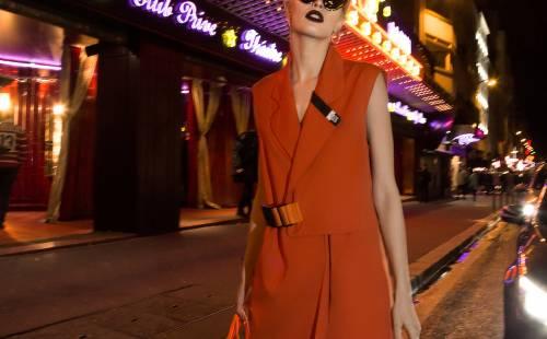 Istituto Cordella Fashion Shooting Paris