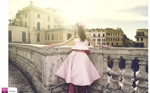 Istituto Cordella Fashion Shooting Altaroma