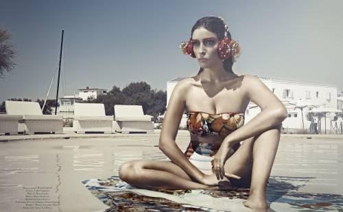 Istituto Cordella Fashion School Beachwear