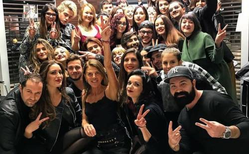 Stage di Moda con Anna dello Russo • Cordella Fashion School