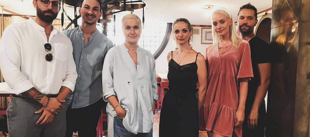 Maria Grazia Chiuri (Dior) ospite della Scuola di Moda Cordella